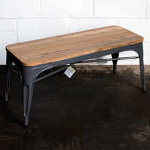 Sicily Bench - Graphite Grey