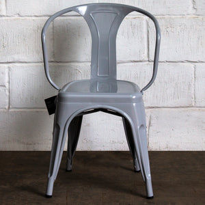 Forli Chair - Pale Grey