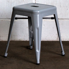 Castel Stool - Pale Grey