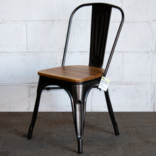 Palermo Chair - Onyx Grey