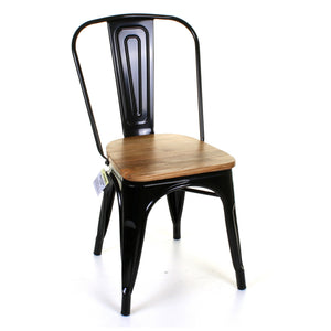 Palermo Chairs - Black