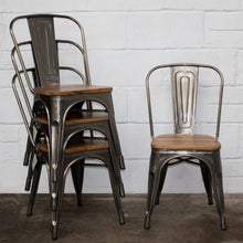 Palermo Chairs - Steel