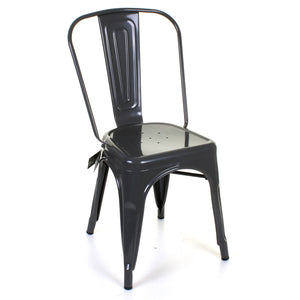 Siena Chairs - Graphite Grey