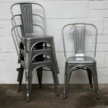 Siena Chairs - Silver
