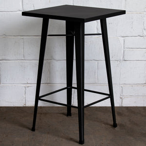 Laus Table - Onyx Matt Black