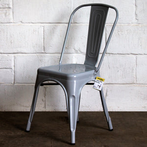 Siena Chair - Pale Grey