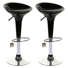 Boss Bar Stool - Black - Set of 2