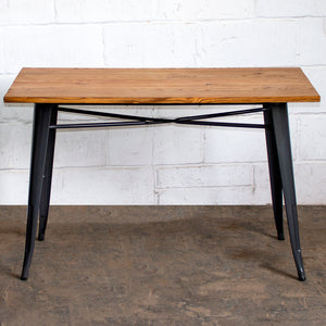 Prato Table - Graphite Grey