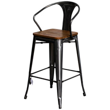 Licata Bar Stool - Steel
