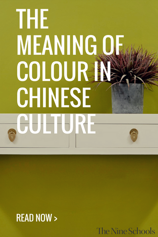 The meaning of colour in Chinese culture