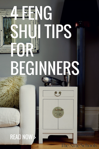 feng shui tips for beginners