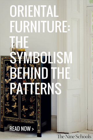 Oriental Furniture Symbolism
