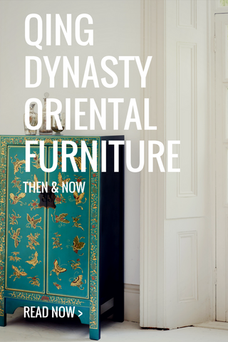 Qing Dynasty Oriental Furniture Pinterest Graphic
