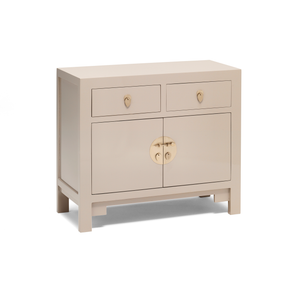 Qing oyster grey sideboard, medium