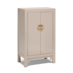 Qing oyster grey cabinet, medium