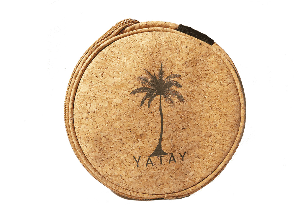 Eco-friendly Yoga Bags | Lightweight, Cork Yoga Bag | Yatay