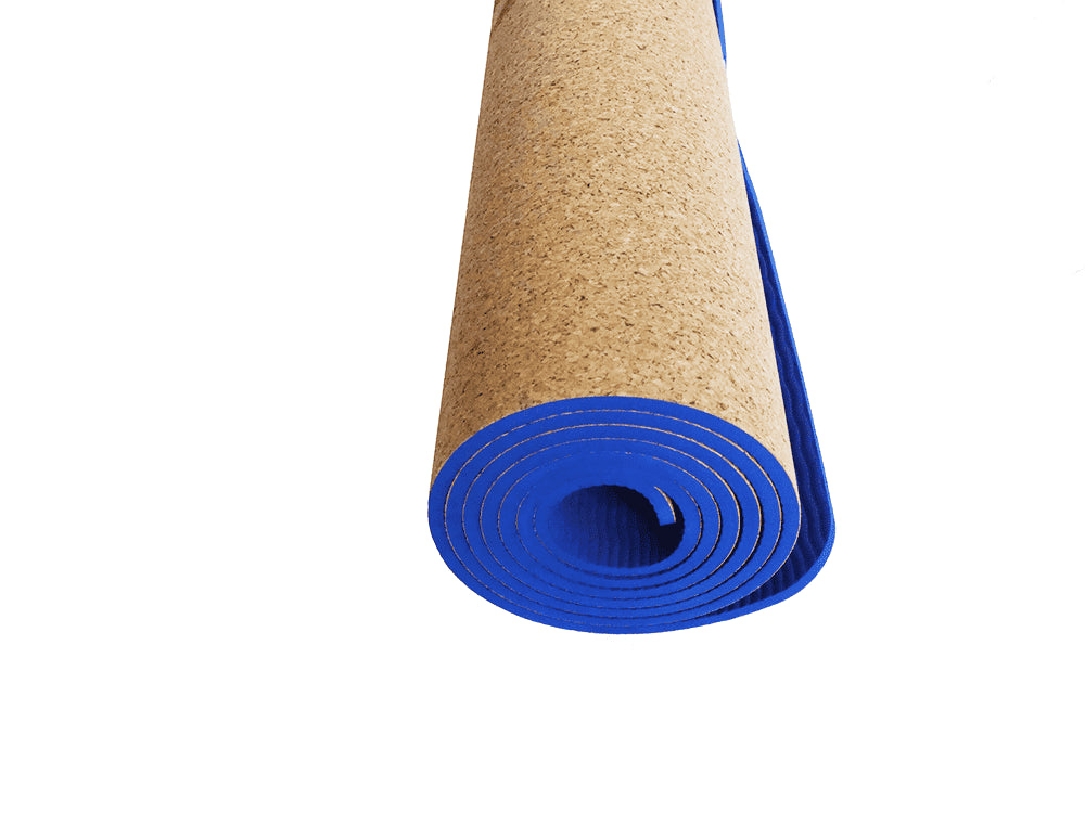 Yoga Mat | 100% Natural - Zen Lagoon