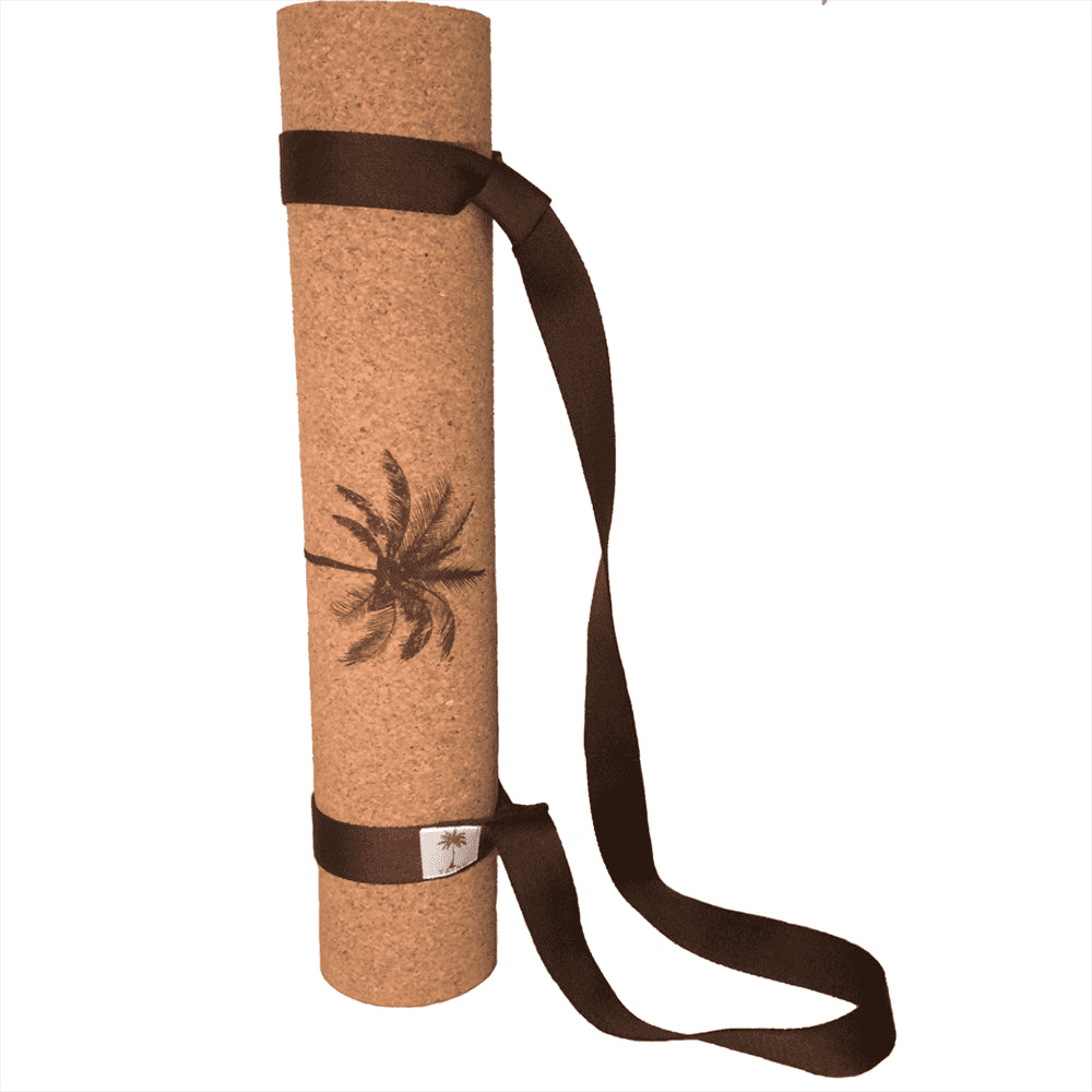 Organic Cotton Yoga Mat Carry Strap | 7 Colours | Yatay