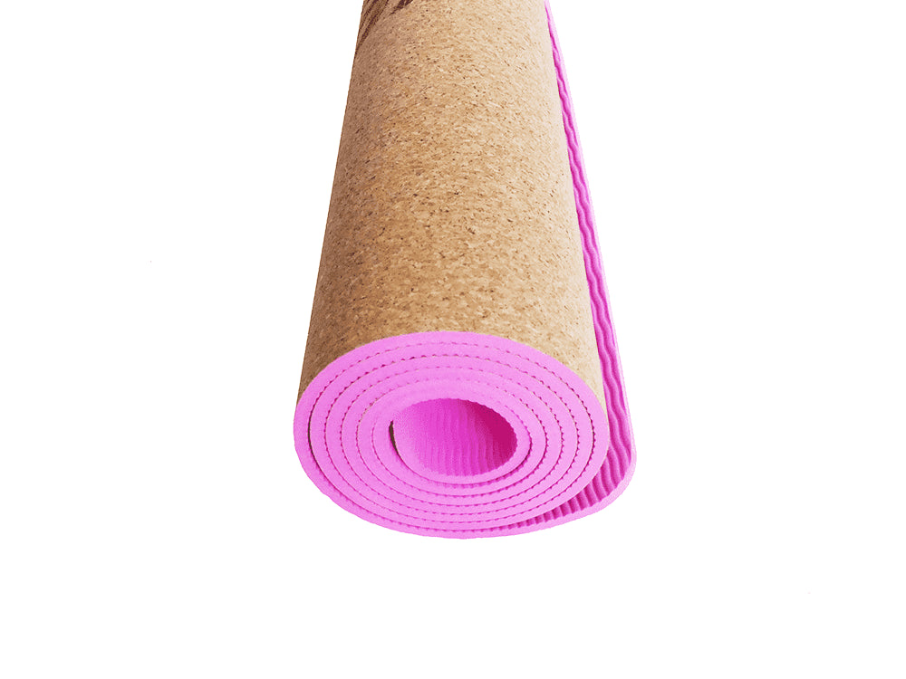 Yoga Mat | 100% Natural - Lotus River