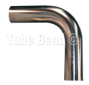"50mm / 2"" - 90° Stainless Steel Mandrel Bend (316) (small radius )"
