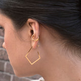 Ear Cuff 'Creole Dutch Basics'