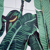 Wanddekoration 'Banana Leaf'