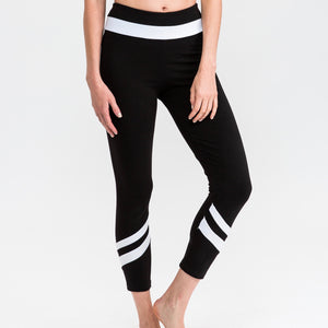 Yoga Pants 7/8 mit Stretcheinlage