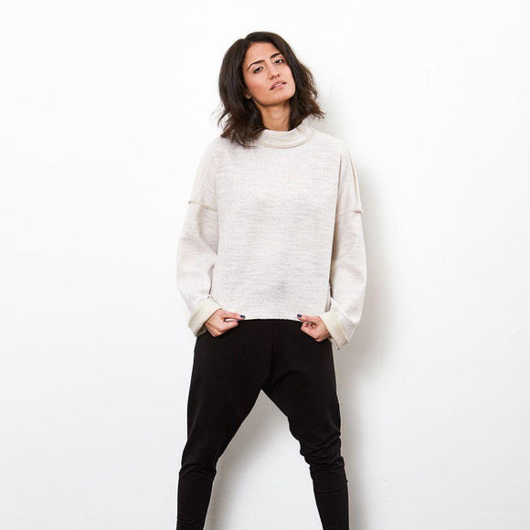 Pullover 'High Neck'