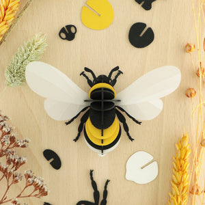 3D Papier-Bau-Set 'Bumble Bee'