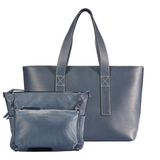 4er Business-Travel-Set 'Gina Marineblau'