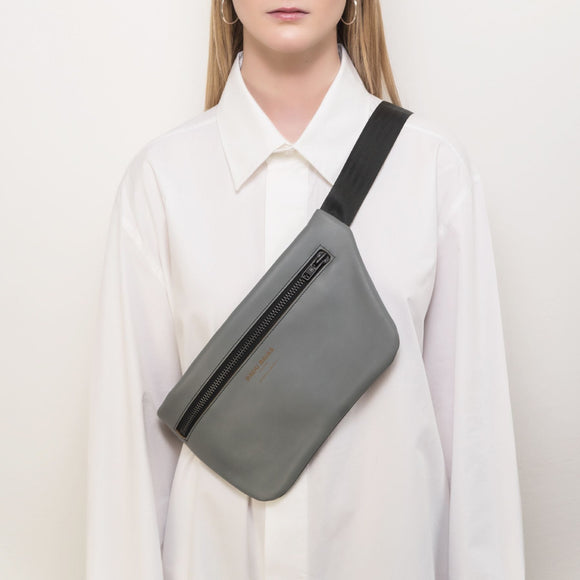 Crossbody Tasche 'Stone Gray'