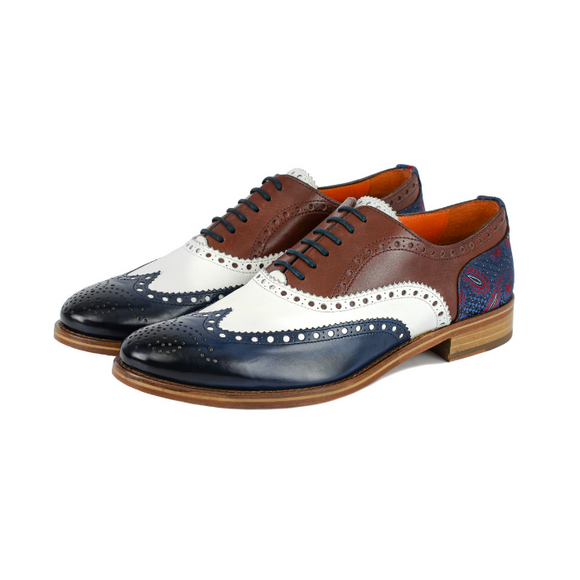 Herrenschuhe 'Nautical Italy'