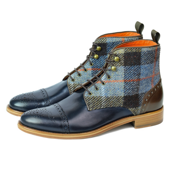Herrenschuhe 'Rusty Scotland Man'