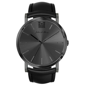 Automatik-Uhr 'Saint-Rémy All Black'