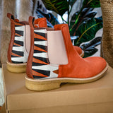 Stiefelette 'Sunset Accra'