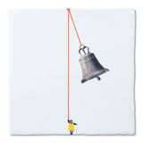 Fliese 'The Bell Ringer'