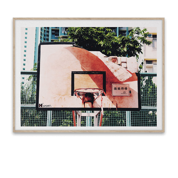 Poster 'Cities of Basketball'