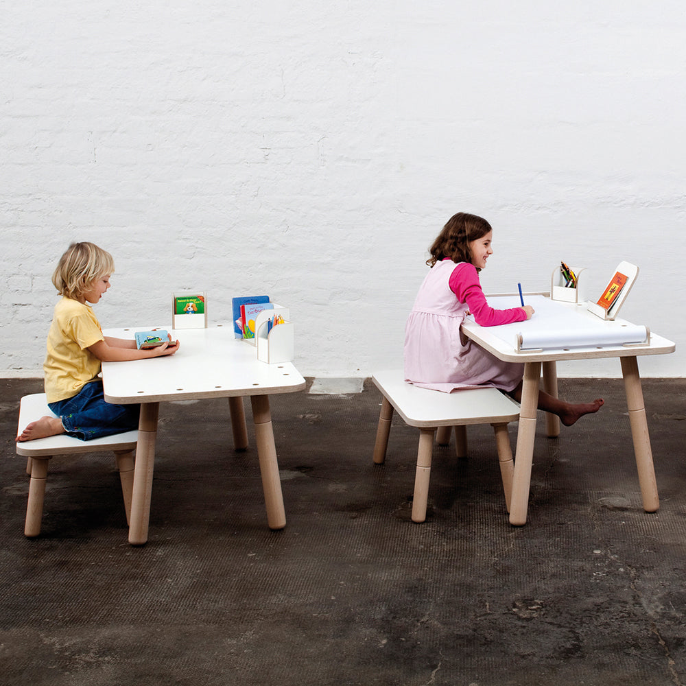 Kinderschreibtisch 'growing table' Set 9-teilig