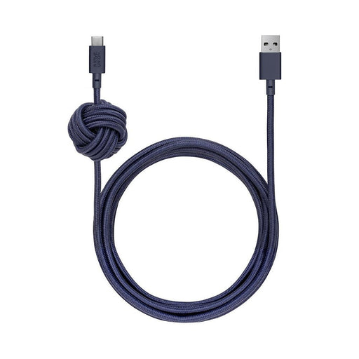 NIGHT CABLE <br> MARINE <br> USB-A to TYPE-C