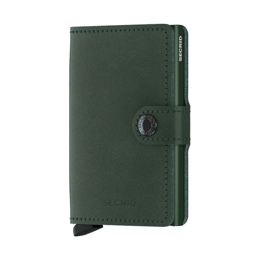 MINI WALLET <br> ORIGINAL GREEN