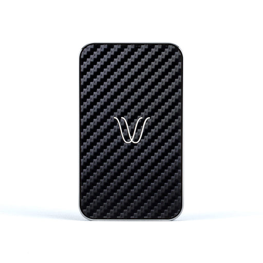 WOODIE WIRELESS POWERBANK <br>CARBON BLACK