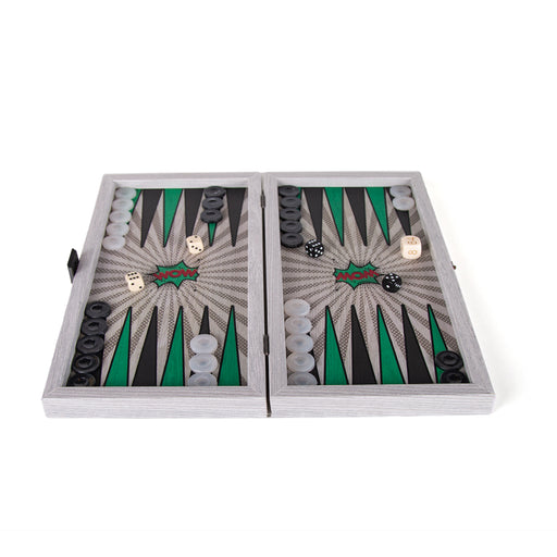POP ART <br>TRAVEL SIZE <br>BACKGAMMON