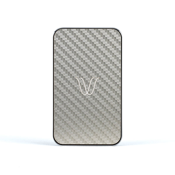 Woodie Wireless Powerbank <br> Carbon Ash
