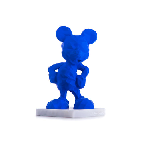 MICKEY LOW POLY <br> BLUE