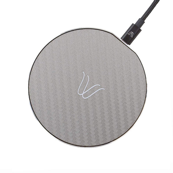 Solo Wireless Charger <br> Carbon Ash