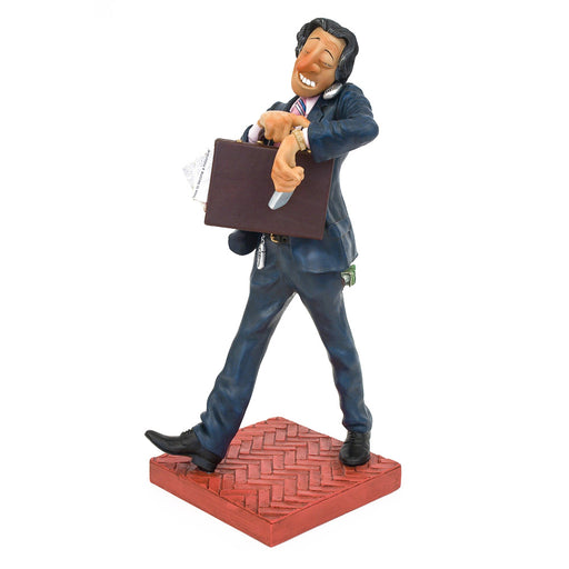 The Businessman <br> (L 21 x H 43) cm