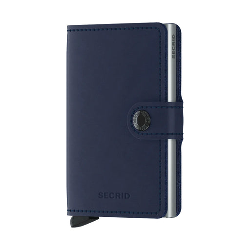 MINI WALLET <br> ORIGINAL NAVY