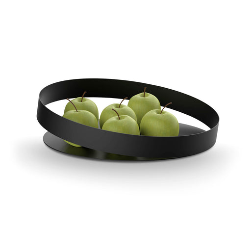 ORBIS <br> FRUIT BOWL BLACK
