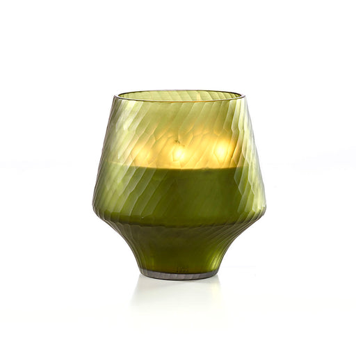 LEAVES OLIVE CANDLE <br>PHUKET LOTUS