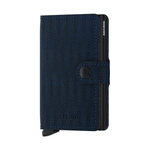 MINI WALLET <BR> DASH NAVY